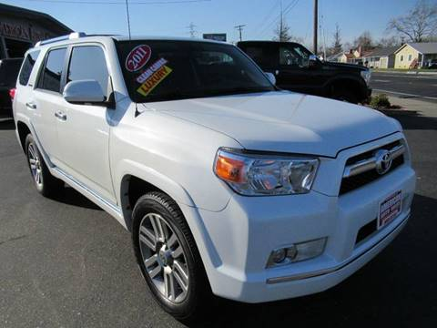 2011 Toyota 4Runner for sale at American Auto Sales in Sacramento CA