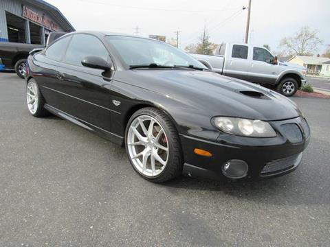2006 Pontiac GTO for sale in Sacramento, CA