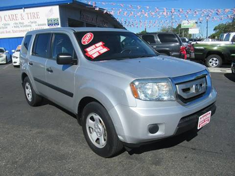 2009 Honda Pilot for sale at American Auto Sales in Sacramento CA