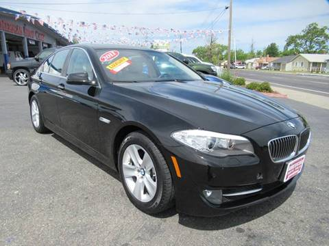 2011 BMW 5 Series for sale at American Auto Sales in Sacramento CA