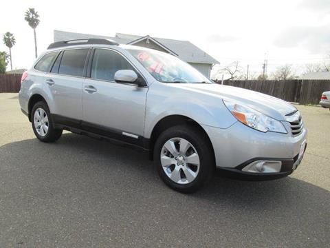 2012 Subaru Outback for sale at American Auto Sales in Sacramento CA