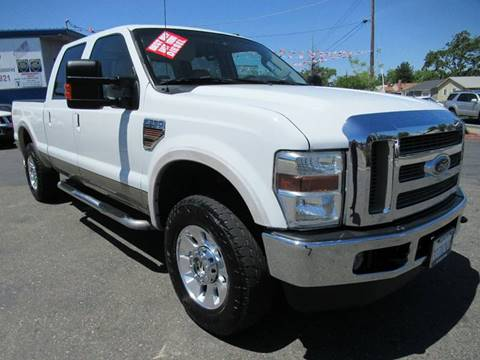 2010 Ford F-250 Super Duty for sale at American Auto Sales in Sacramento CA