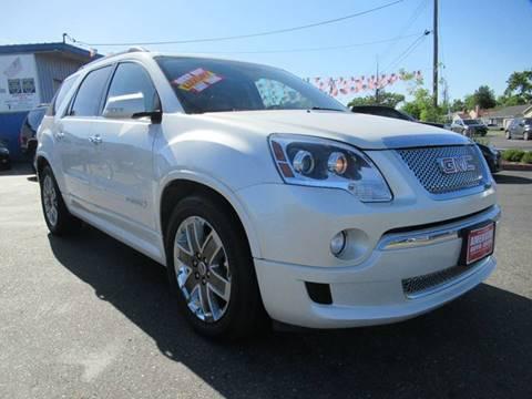 2011 GMC Acadia for sale at American Auto Sales in Sacramento CA