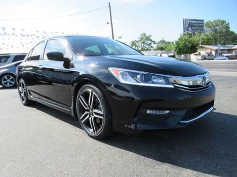 2016 Honda Accord for sale at American Auto Sales in Sacramento CA