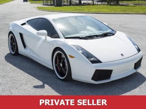 Used 2006 Lamborghini Gallardo For Sale In Garland Tx Carsforsale