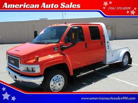 2003 GMC C4500 for sale in Sacramento, CA