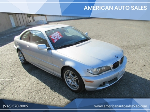 2006 BMW 3 Series for sale at American Auto Sales in Sacramento CA
