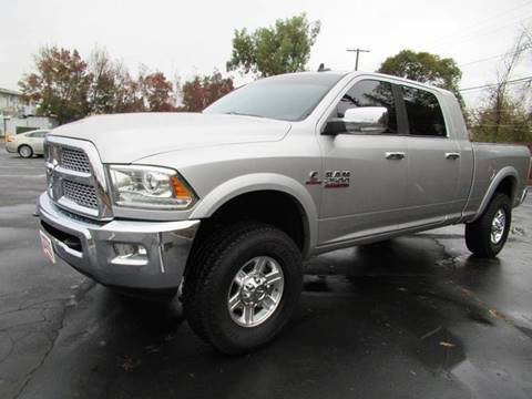 2013 RAM Ram Pickup 2500 for sale at American Auto Sales in Sacramento CA