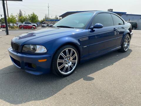 2005 BMW M3 for sale at American Auto Sales in Sacramento CA
