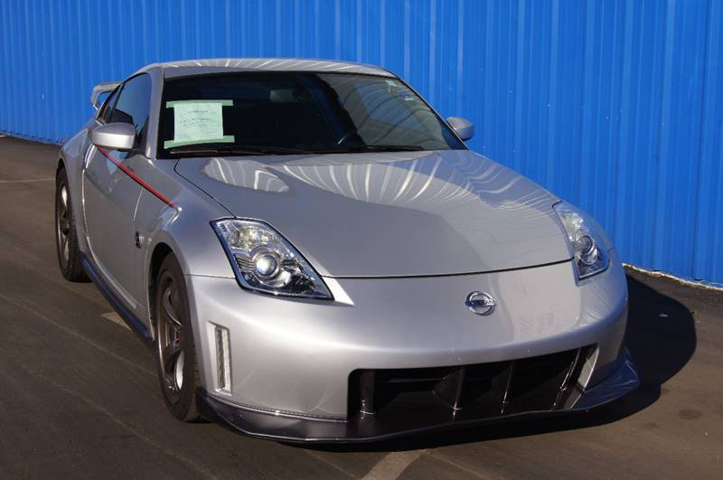 2008 nissan 350z nismo in sacramento ca american auto sales. Black Bedroom Furniture Sets. Home Design Ideas