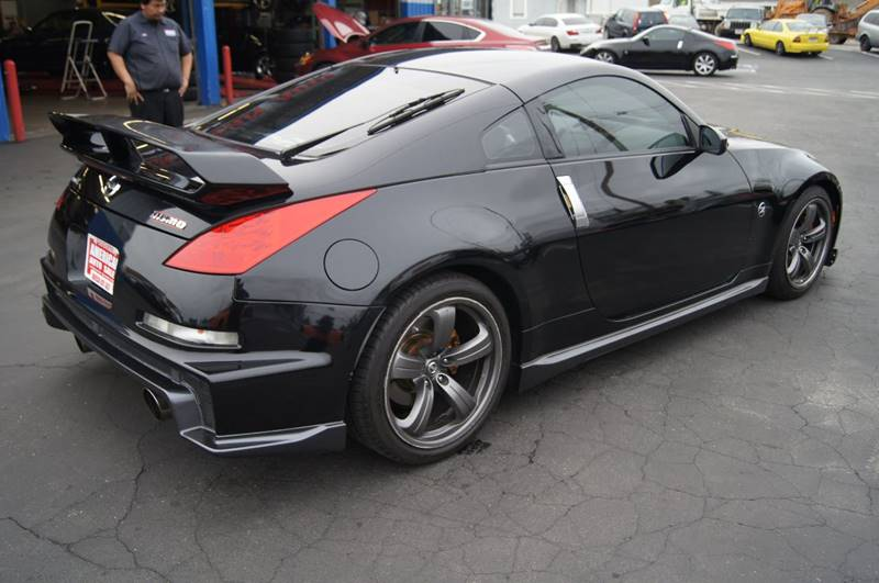 2007 nissan 350z nismo in sacramento ca american auto sales. Black Bedroom Furniture Sets. Home Design Ideas