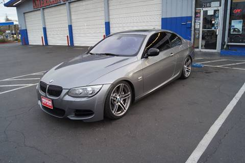 2011 BMW 3 Series for sale at American Auto Sales in Sacramento CA