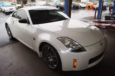 2007 Nissan 350Z for sale at American Auto Sales in Sacramento CA