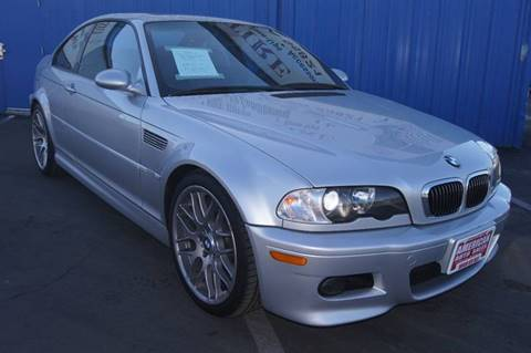 2006 BMW M3 for sale at American Auto Sales in Sacramento CA