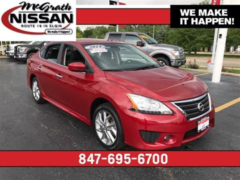 2014 Nissan Sentra for sale in Elgin IL