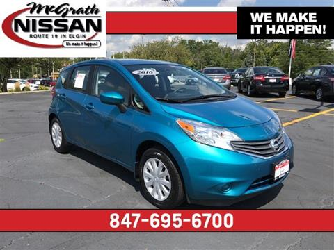 2016 Nissan Versa Note for sale in Elgin IL