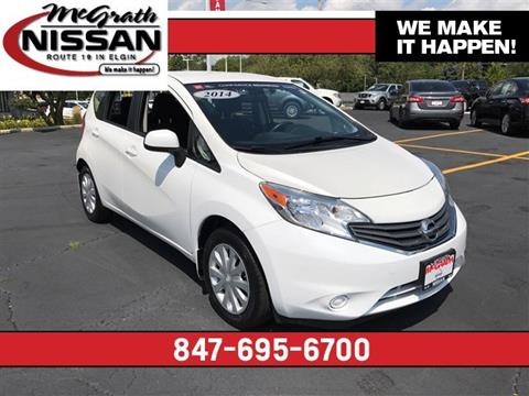 2014 Nissan Versa Note for sale in Elgin IL