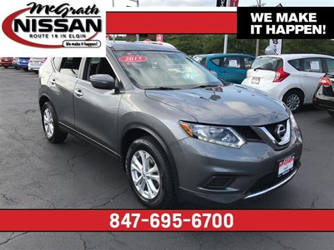 2015 Nissan Rogue for sale in Elgin IL