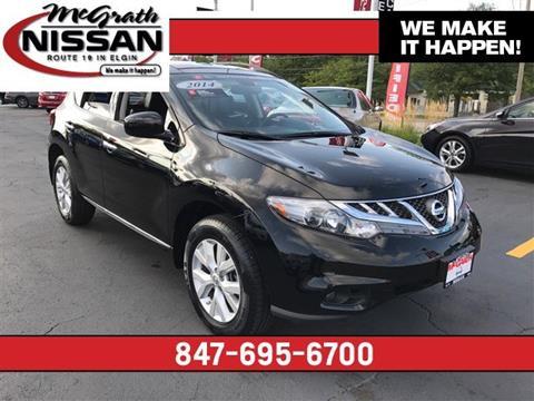2014 Nissan Murano for sale in Elgin, IL