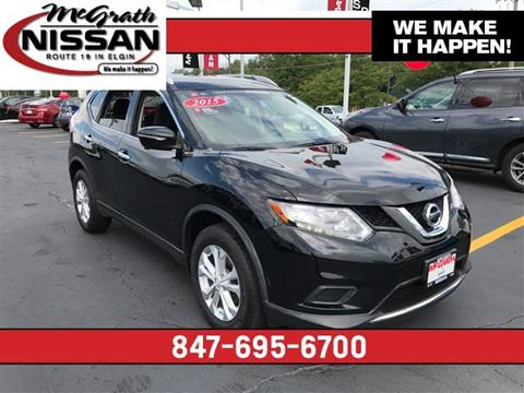 2015 Nissan Rogue for sale in Elgin, IL