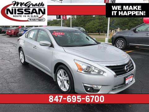2015 Nissan Altima for sale in Elgin IL