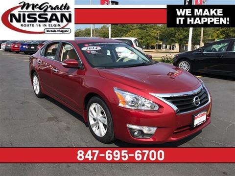 2014 Nissan Altima for sale in Elgin, IL