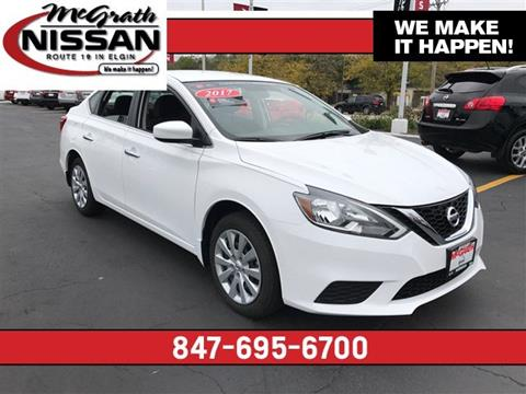 2017 Nissan Sentra for sale in Elgin, IL