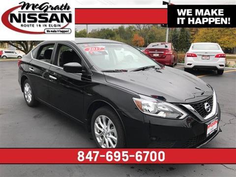 2017 Nissan Sentra for sale in Elgin, IL