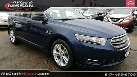 2016 Ford Taurus for sale in Elgin, IL