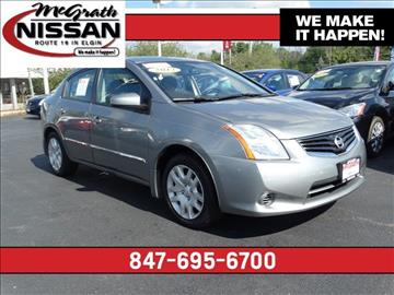 2012 Nissan Sentra for sale in Elgin, IL