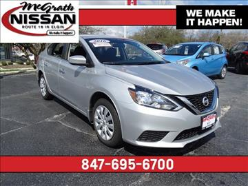 2016 Nissan Sentra for sale in Elgin, IL
