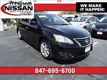 2014 Nissan Sentra for sale in Elgin, IL