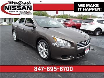 2014 Nissan Maxima for sale in Elgin, IL
