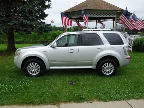 2008 Mercury Mariner for sale in Holly, MI