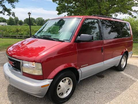 1998 GMC Safari for sale in Holly, MI