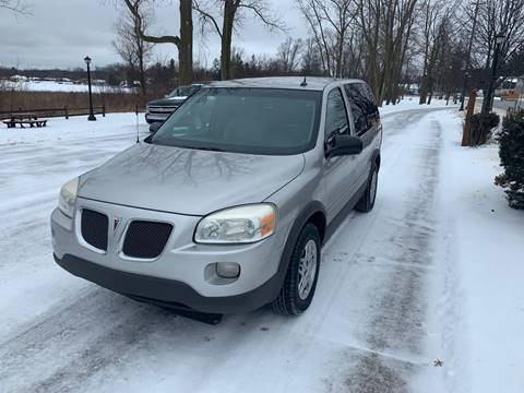 2005 Pontiac Montana SV6 for sale in Holly, MI