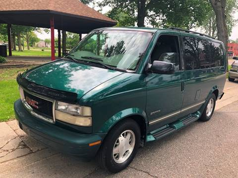 1999 GMC Safari for sale in Holly, MI
