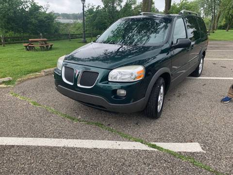 2006 Pontiac Montana SV6 for sale in Holly, MI