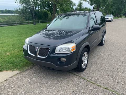 2008 Pontiac Montana SV6 for sale in Holly, MI