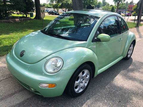 2002 volkswagen new beetle for sale in holly, mi