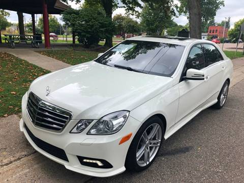 2010 Mercedes-Benz E-Class for sale in Holly, MI