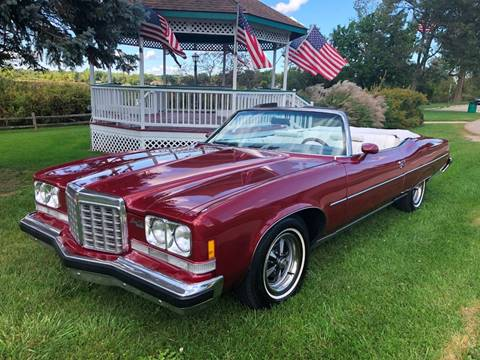 1974 Pontiac Grand Ville for sale in Holly, MI