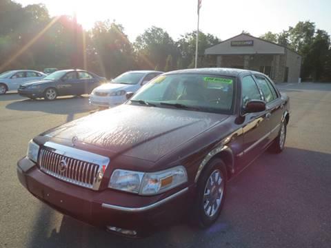 2008 Mercury Grand Marquis for sale in Douglas, GA