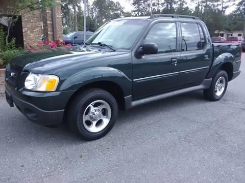 2004 Ford Sport Trac >> 2004 Ford Explorer Sport Trac For Sale In Douglas Ga