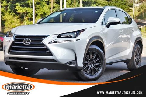 Lexus Nx 200t For Sale >> Used Lexus Nx 200t For Sale In Georgia Carsforsale Com