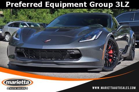 2017 Chevrolet Corvette for sale in Marietta, GA