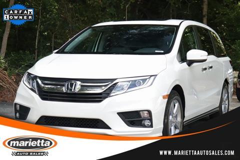 2019 Honda Odyssey for sale in Marietta, GA
