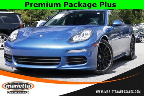 2016 Porsche Panamera for sale in Marietta, GA
