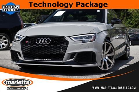 2018 Audi RS 3 for sale in Marietta, GA