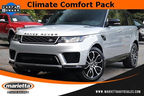 2019 Land Rover Range Rover Sport for sale in Marietta, GA